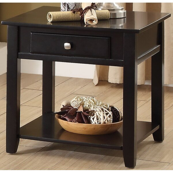 Avila End Table With Storage By Latitude Run