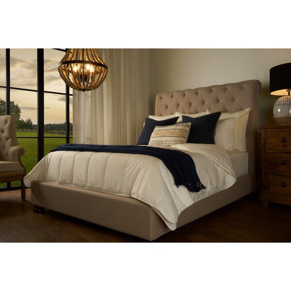 Patrick Upholstered Sleigh Bed By Canora Grey by Canora Grey 2020 Coupon