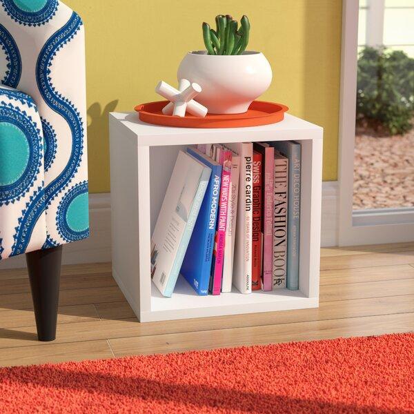 Bolan Open Unit Storage Cube Bookcase By Ebern Designs