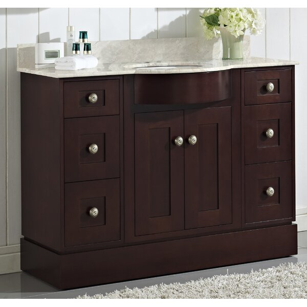 Kester 48 Single Vanity Base Set by Darby Home Co