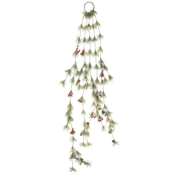 Pine Garland by The Holiday Aisle