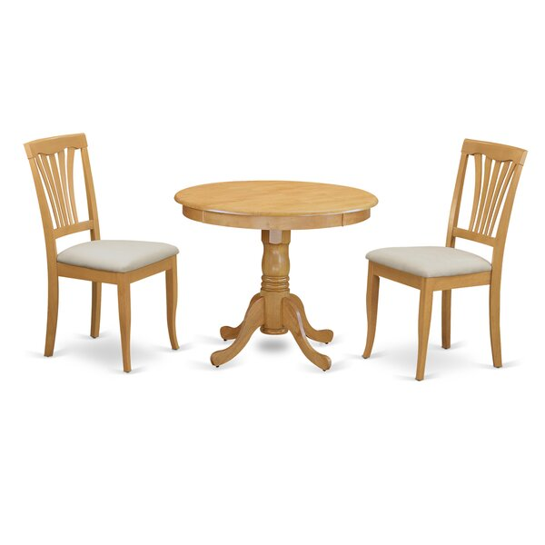 3 Piece Dining Set By Wooden Importers Top Reviews
