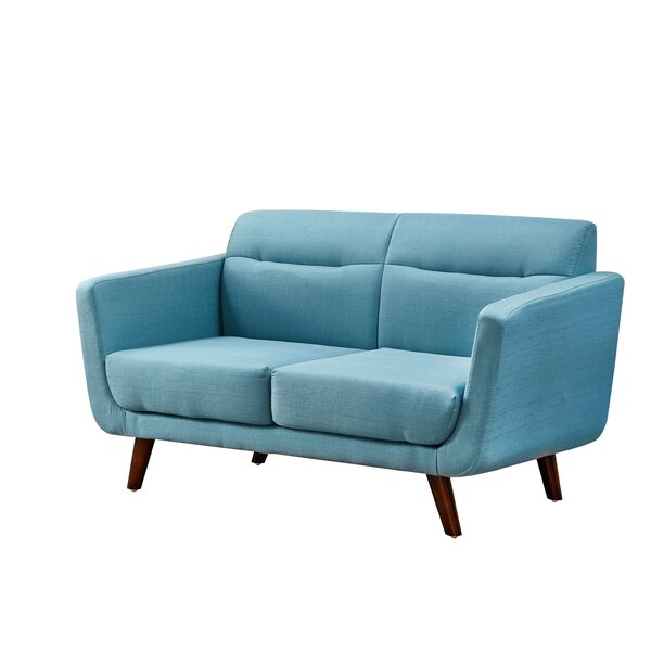 Brutus Loveseat By George Oliver