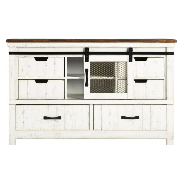 Bromsgrove 6 Drawer Double Dresser by Gracie Oaks