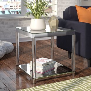 Compare & Buy Mcgrady End Table By Mercury Row