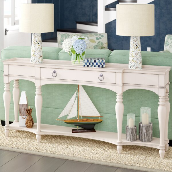 Fountainbleau 72-inch Solid Wood Console Table By Beachcrest Home