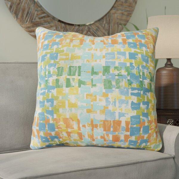 Momea Indoor/Outdoor Floor Pillow by Bungalow Rose