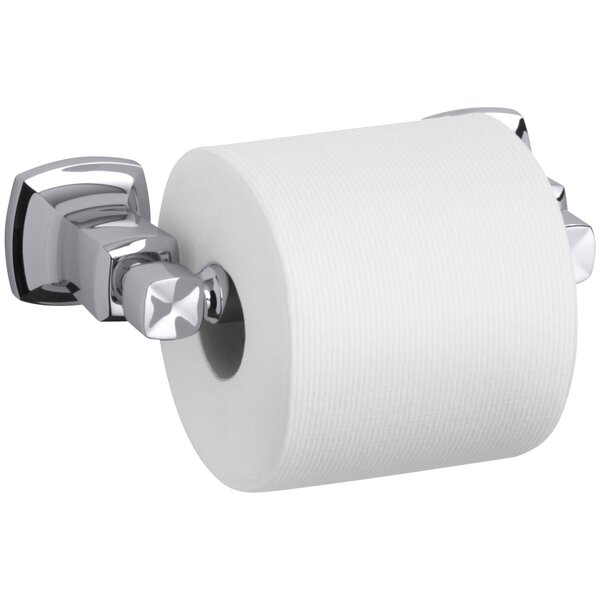 Margaux Horizontal Toilet Tissue Holder by Kohler