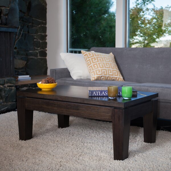 Rio Coffee Table by Bamboogle