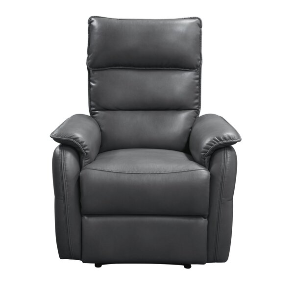 Ziebarth Manual Recliner By Diamond Sofa