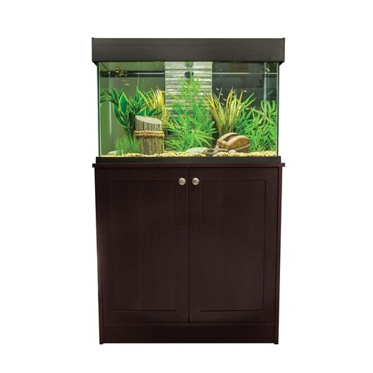 Ainsley 25 Gallon Accent Aquarium Stand by Archie & Oscar