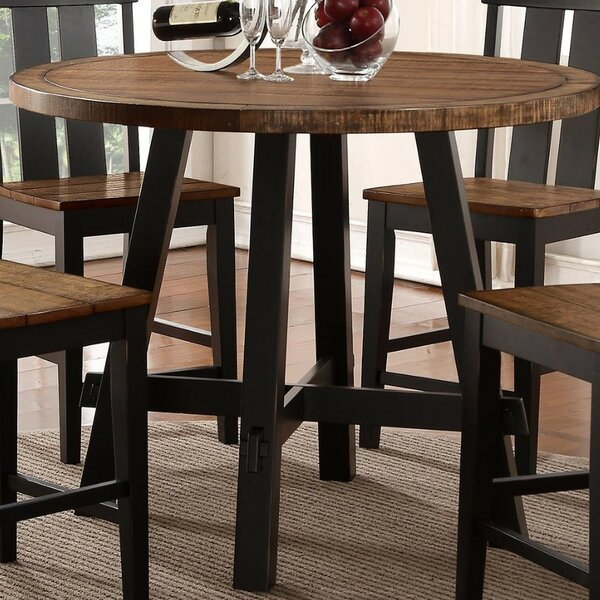 Wick St Lawrence Pub Table by Millwood Pines