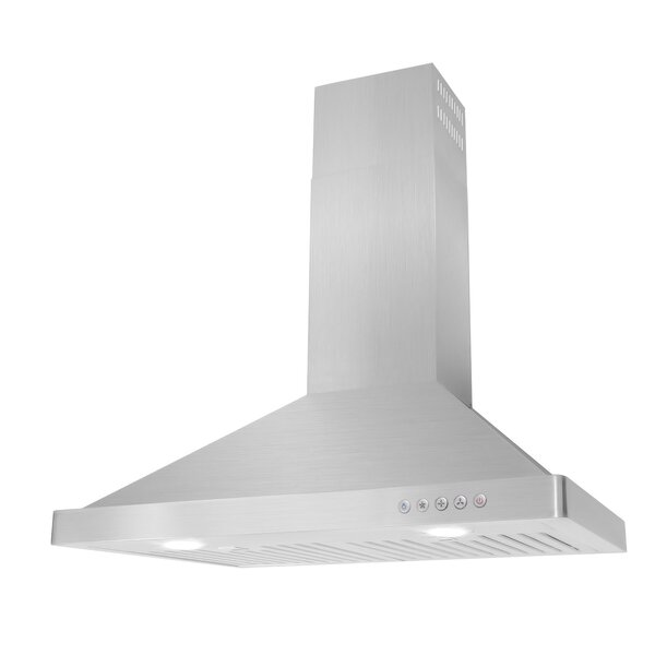 30 760 CFM Convertible Wall Mount Range Hood by Co