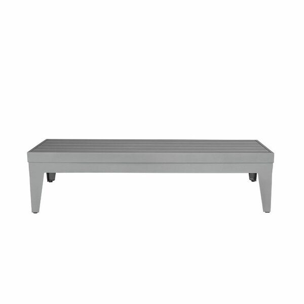 Angelina Metal  Coffee Table by Brayden Studio