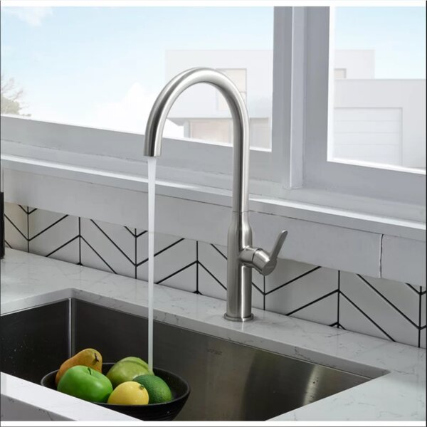 Pull Down Single Handle Kitchen Faucet By VAPSINT