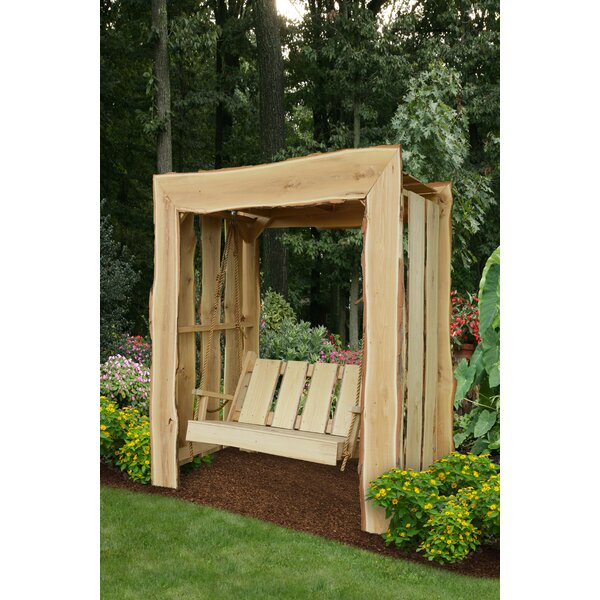 Appalachian Wood Arbor by A&L Furniture