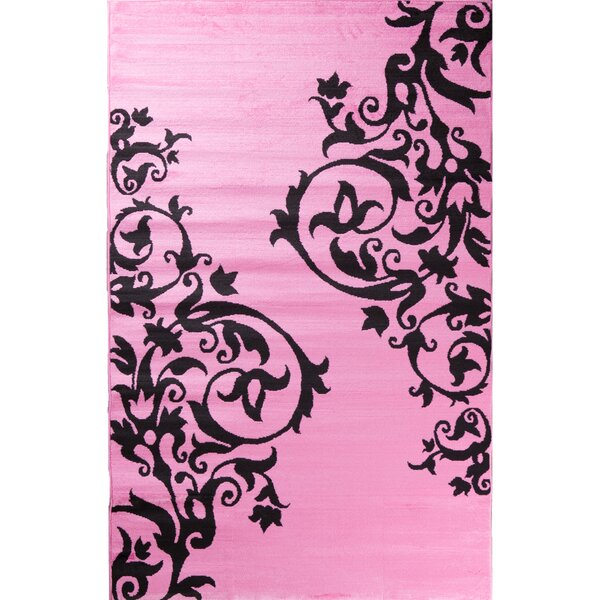 Alisa Tatoo Scroll Kids Area Rug by Threadbind