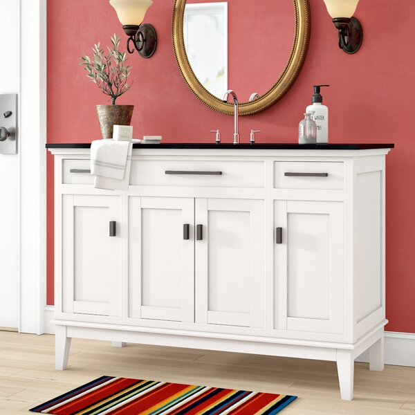 Chesterville 48 Bathroom Vanity Base Only By Red Barrel Studio Reviews Bathroom Vanities Without Tops Check Price
