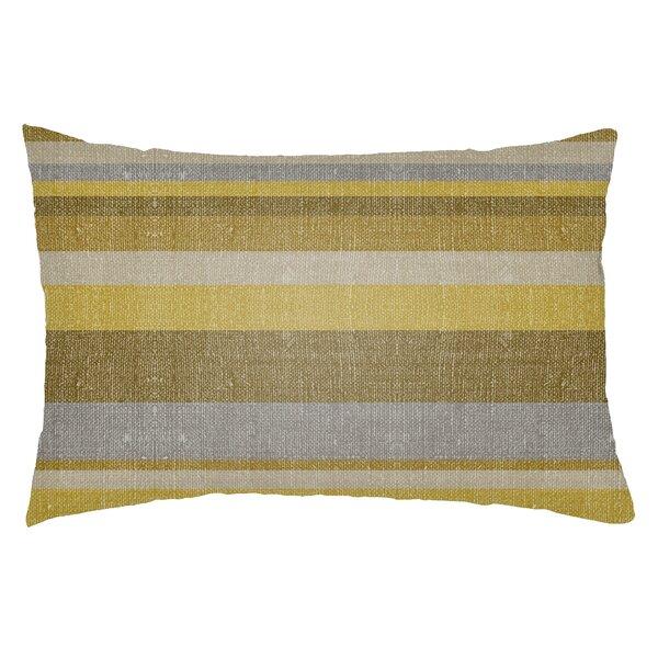 Rosa Indoor/Outdoor Lumbar Pillow by Langley Street