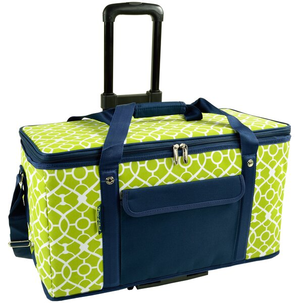 36 Quart Ultimate Wheeled Travel Cooler by Picnic