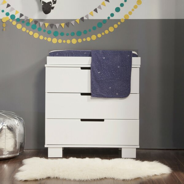Modo Changing Dresser by babyletto