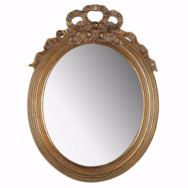 Atkinson Classic Round Accent Mirror by House of Hampton