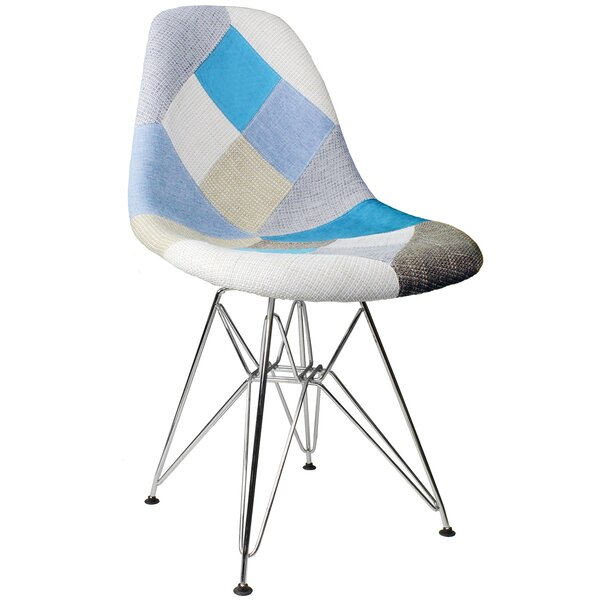 Patchwork Side Chair by eModern Decor