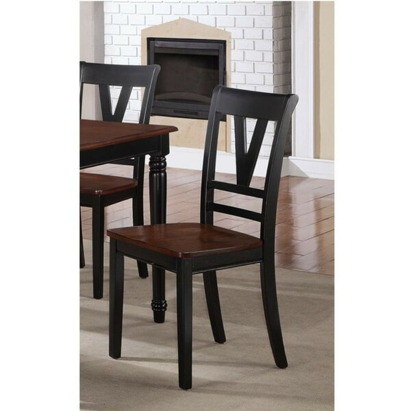 Hudspeth Wooden Dining Chair by August Grove