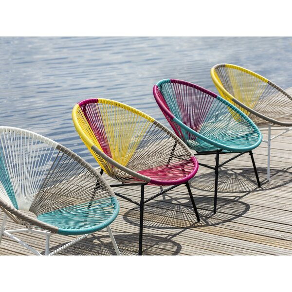 Van Buren Patio Chair by Wrought Studio