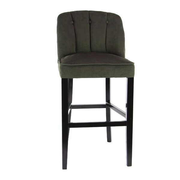 Romelia Eclectic 30 Bar Stool by Ivy Bronx
