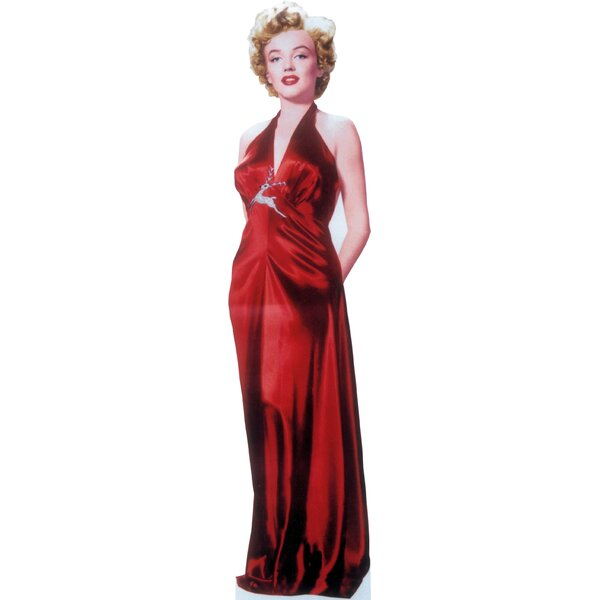 Hollywood Marilyn Monroe - Gown Cardboard Stand-up by Advanced Graphics