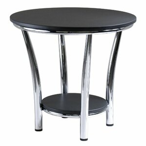 Maya End Table by Luxury Home