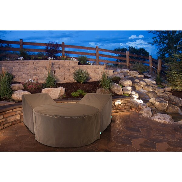 Outdoor Patio Chair Cover by Symple Stuff