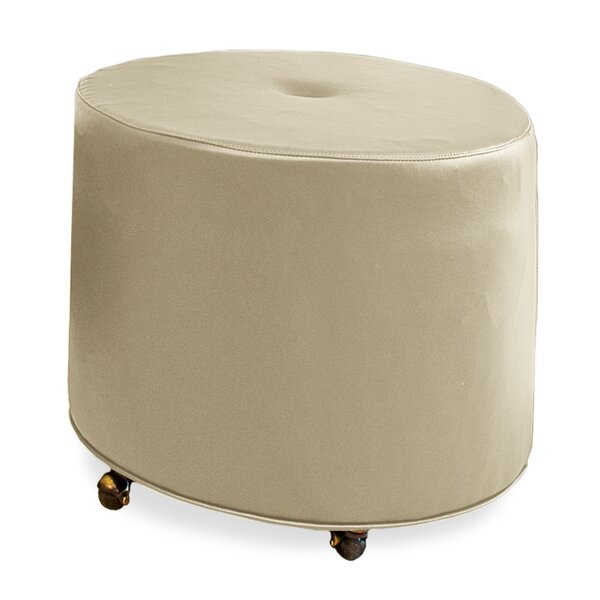 Mondo Ottoman by Tory Furniture
