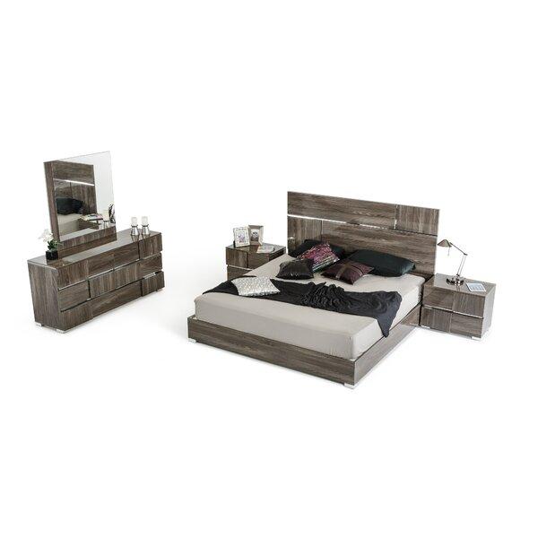 Falbo Platform 5 Piece Bedroom Set by Orren Ellis