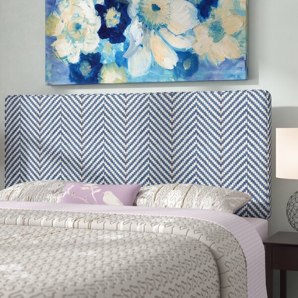 Yearby Upholstered Panel Headboard by Brayden Studio