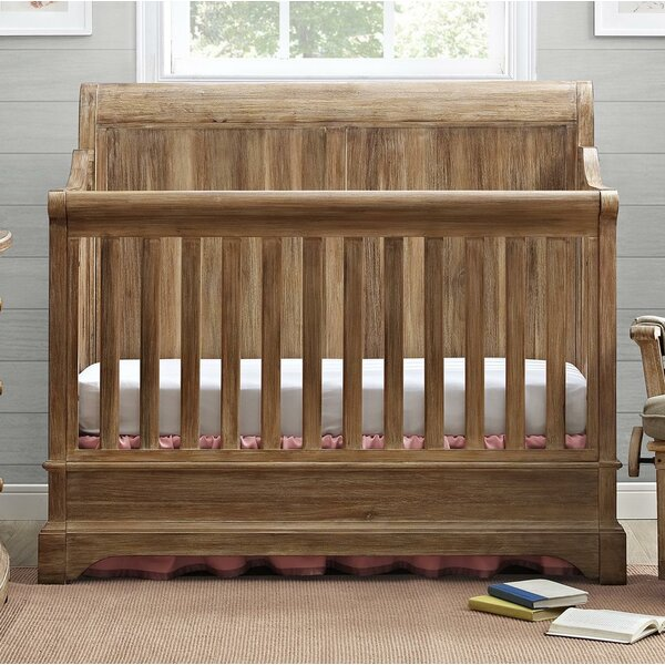 Pembrooke 5-in-1 Convertible Crib by Bertini