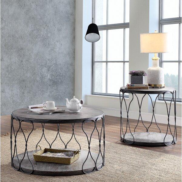 Bodden 2 Piece Coffee Table Set by Williston Forge Williston Forge