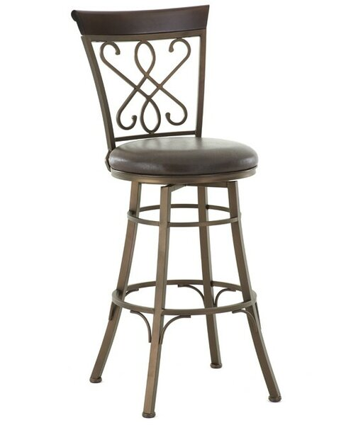 Carmona 30 Swivel Bar Stool by Steve Silver Furniture