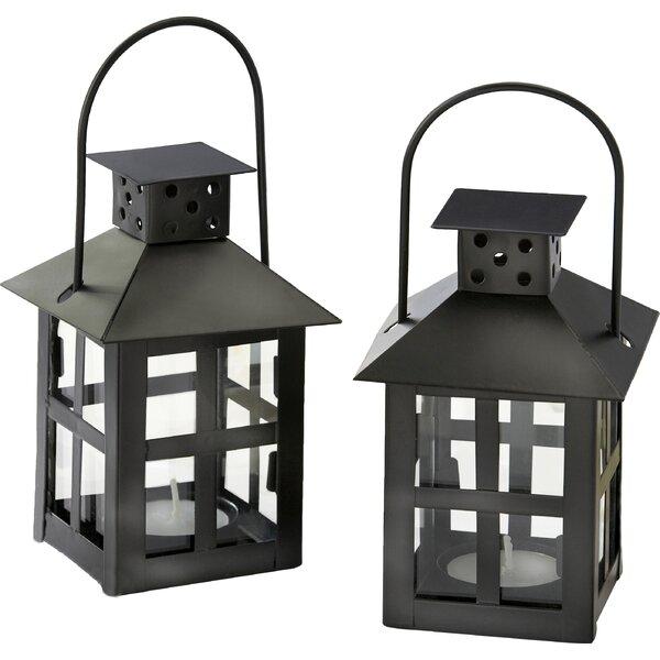 Mini Lantern (Set of 8) by Charlton Home