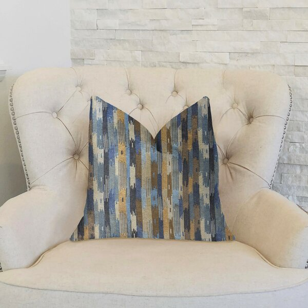 Dostie Luxury Throw Pillow by Corrigan Studio