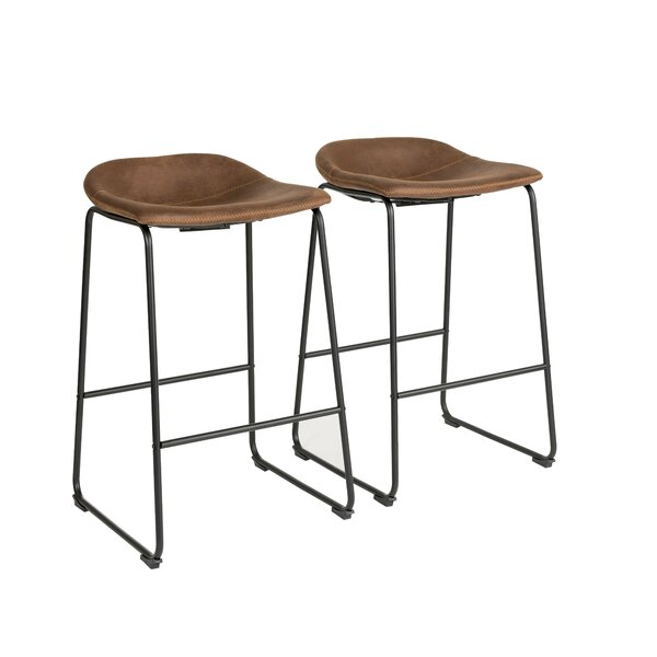 Bertie 32 Bar Stool (Set of 2) by Trent Austin Design