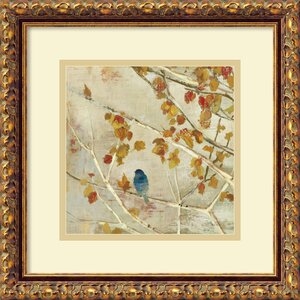 'Singing II' Framed Painting Print by Andover Mills