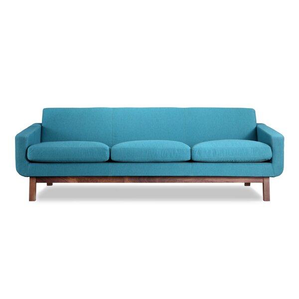 Stuart Mid Century Modern Classic Sofa by Corrigan Studio