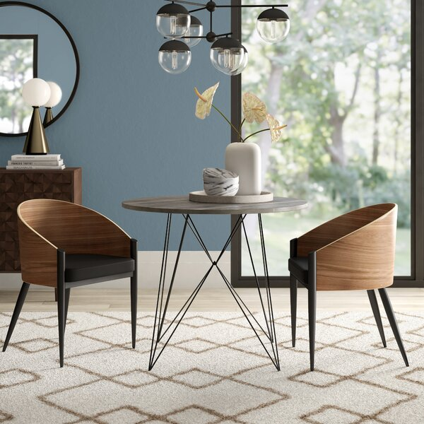Clower Dining Table by Mercury Row