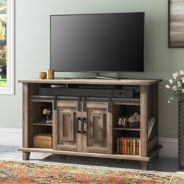 Catoe Solid Wood TV Stand For TVs Up To 60