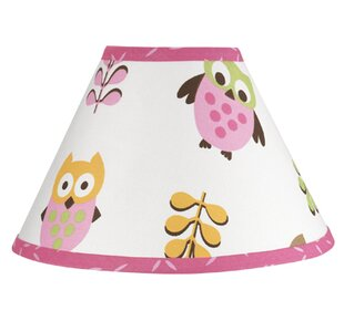 Looking for Happy Owl 7 Empire Lamp Shade By Sweet Jojo Designs