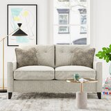 Karra 63 Square Arm Loveseat by Foundstone™