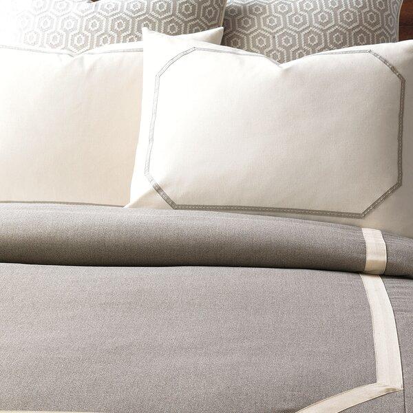Gavin Wicklow Heather Button-Tufted Single Reversible Comforter