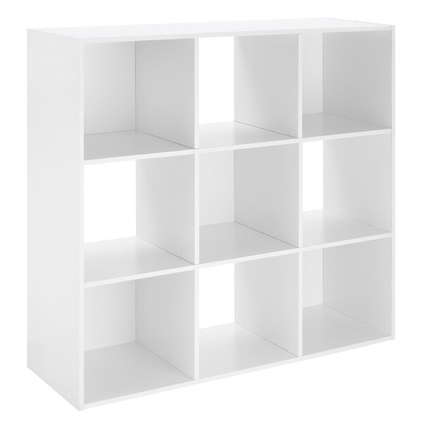 Gamero 9-Section Cube Bookcase by Latitude Run